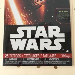 Star Wars Other - 🆕 25 Star Wars Temporary Tattoos